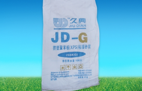JD-G挤塑聚苯板(XPS)粘结砂浆
