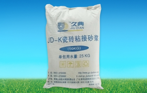 JD-K瓷砖粘接砂浆