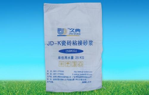 JD-K瓷砖粘结砂浆